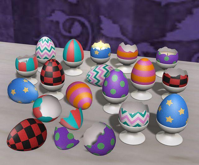 bright eggs | Flickr - Photo Sharing!