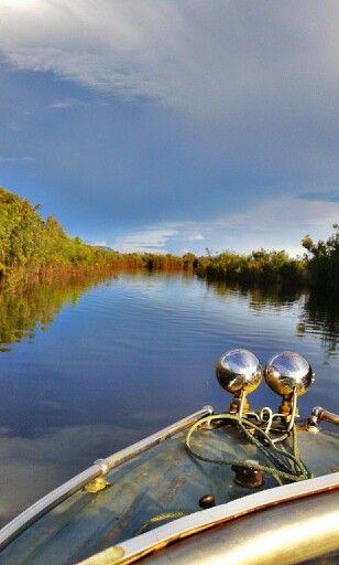 Danau Sentarum National Park, Kalimantan, Indonesia