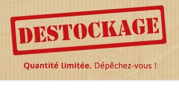 destockage discount pas cher