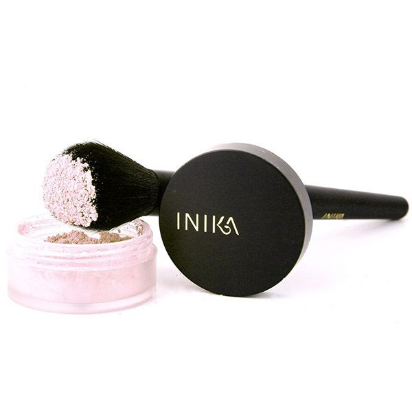 INIKA Mineral Illuminisor, $45.00    Provides a natural glow and sheer luminosity that won't clog your pores. Certified Vegan. Certified Halal. Certified Cruelty-Free | www.organicindex.com