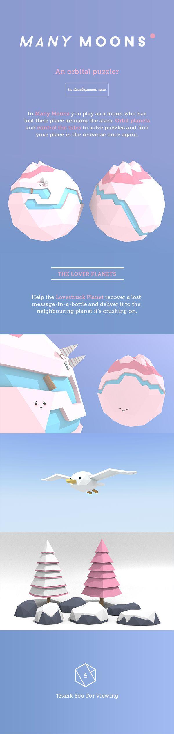 https://www.behance.net/gallery/23857491/Many-Moons-A-Snowy-Update
