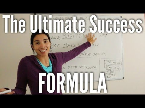 The Ultimate Success Formula For Life And Business