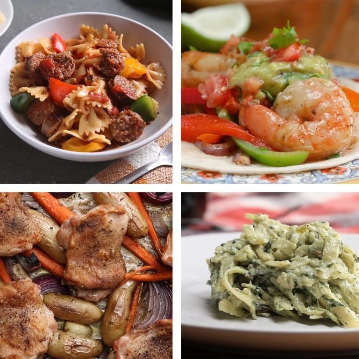 Skip Take-Out And Make These Easy Weeknight Dinners