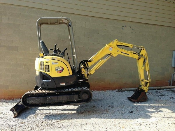 Enjoy your week-end with this nice mini excavator from Yanmar http://www.machineryzone.com/used/mini-excavator/1/3201/yanmar.html