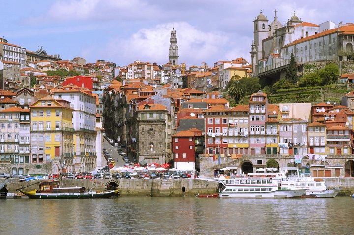 Porto, Portugal   Ribeira do Porto é destaque na Condé Nast Traveller