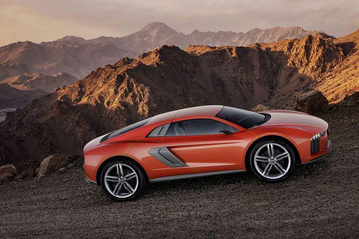 Кроссовер-суперкар Ауди нанук кватро (Audi nanuk quattro) | Кроссоверы и внедорожники – CrossoverCars.ru