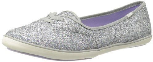 $45, Grey Embellished Low Top Sneakers: Keds Teacup Cvo Glitter Fashion Sneaker. Sold by Amazon.com.