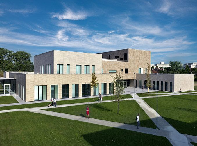 Humanitas University Campus Milan Italy Fta Studio Campus Design University Campus Architecture