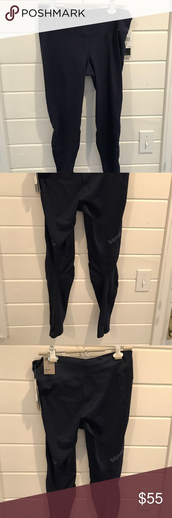 Adidas Supernova 7/8 tight in deep blue, size L Brand new with tags adidas Pants Leggings