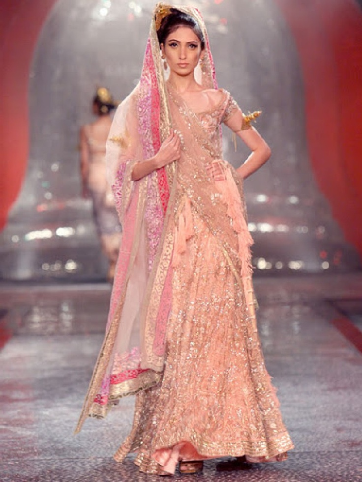 Beautiful Bridal Lehnga #Fashion