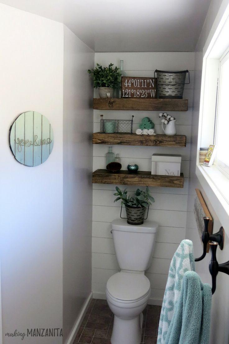 Farmhouse Master Bathroom Reveal Dream Room Decor Ideas