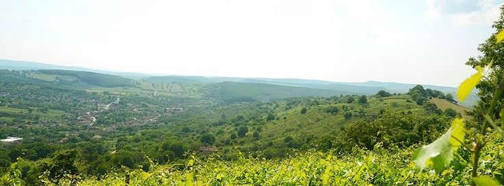 The beautiful Romanian countryside.