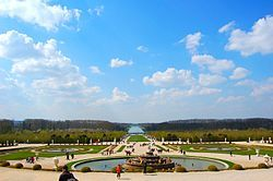 ヴェルサイユ宮殿 フランス
