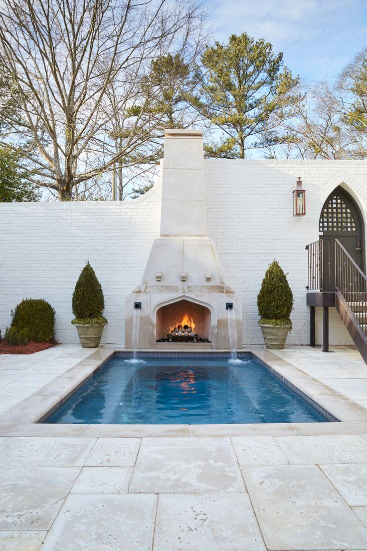 Peacock Pavers, RICE WHITE color Christopher Architecture & Interiors