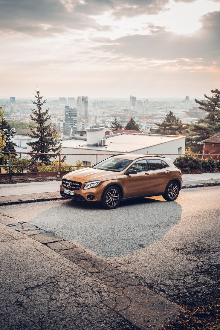 Stop and stare with the mercedes benz gla photo by dennis noten www