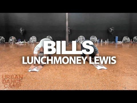 Bills - LunchMoney Lewis​ / Keone & Mariel Madrid Choreography / URBAN DANCE CAMP - YouTube