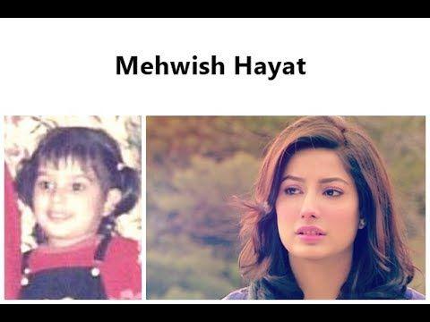 Watch Pakistani Dramas Online: 27 Pakistani Celebrities Childhood Pictures