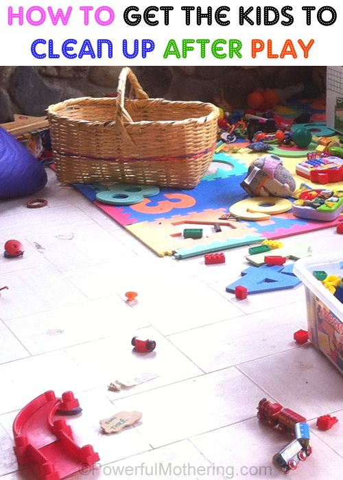 17 Best images about Get Kids to Clean Up! on Pinterest ...