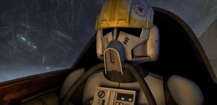 Clone Pilot Oddball Phase Ii Clone Troopers Pinterest