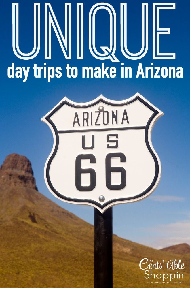 Unique Day Trips to Make in Arizona