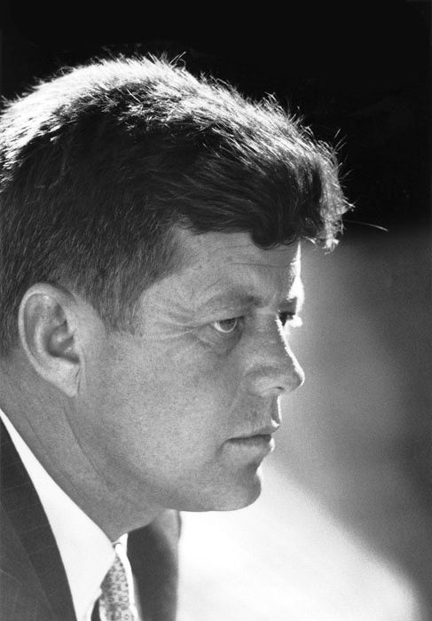 "John Fitzgerald ""Jack"" Kennedy (May 29, 1917 – November 22, 1963), often referred to by his initials JFK, was the 35th President of the United States, serving from 1961 until his death in 1963.    http://en.wikipedia.org/wiki/John_F._Kennedy"