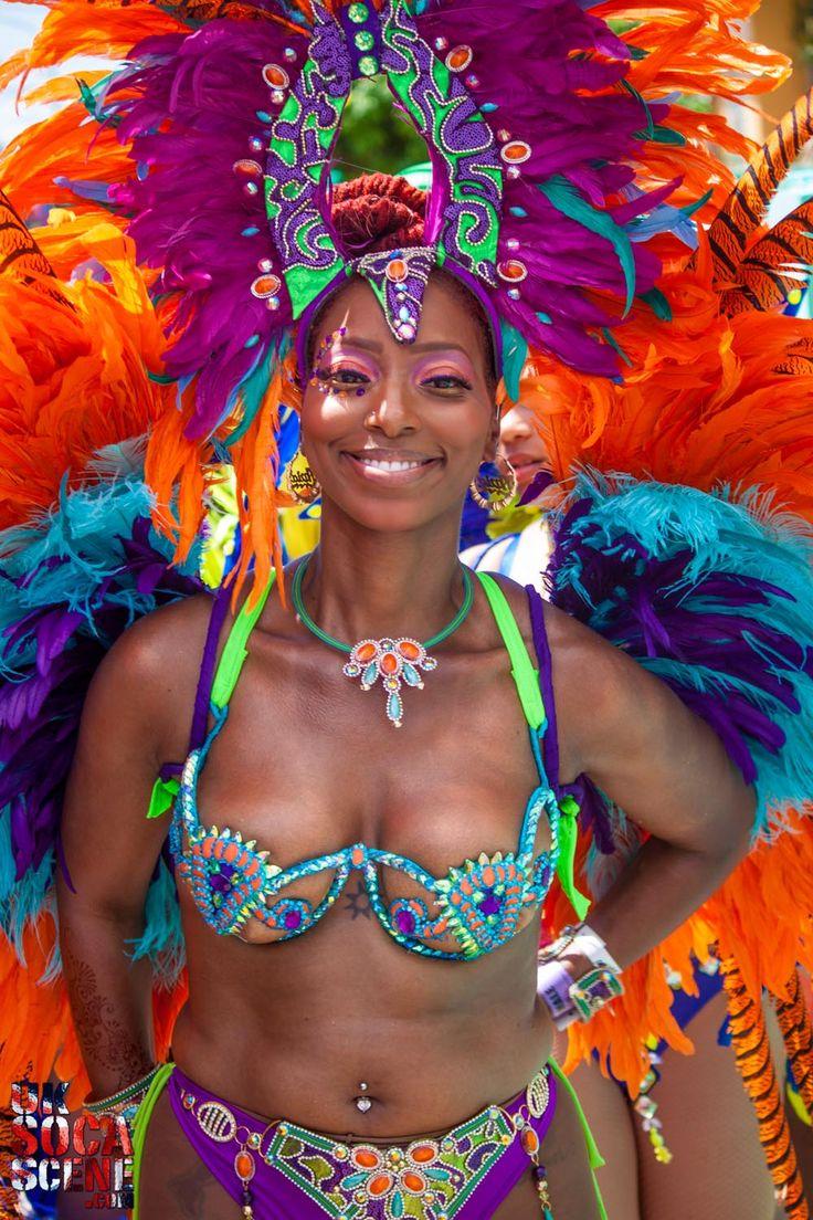 Very Pretty 'Mas Trinidad Carnival 2015