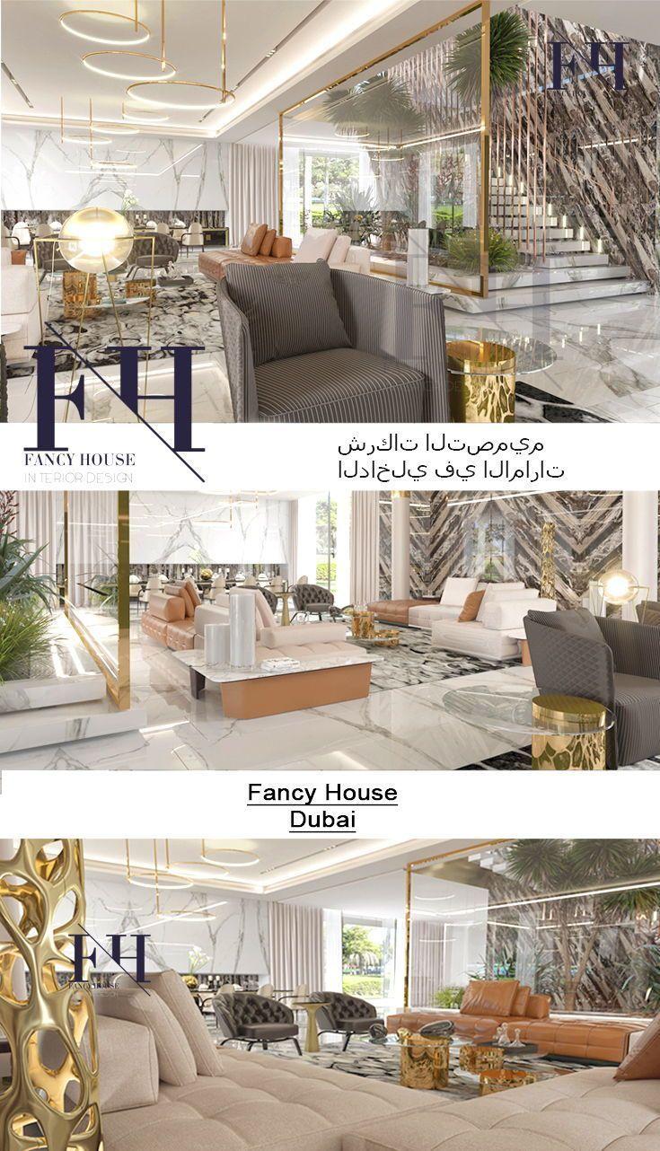 Villa Interior Design Interior Design Dubai Luxury House