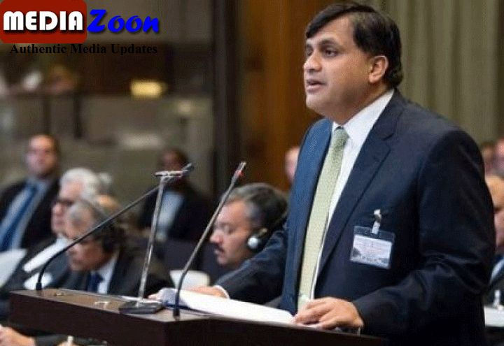 Latest news, the Foreign minister, Dr. Mohammad Faisal, says Kashmir is the flashpoint of Asia. India can suppress voice Kashmiris use of power.......