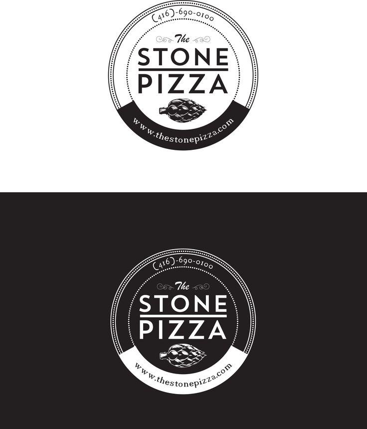 Logo design for pizzeria pinterest for Design lago