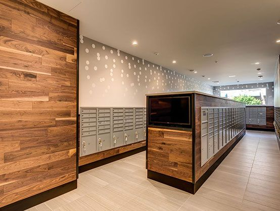 100 best mail rooms images on Pinterest | Mail room, Apartment ...