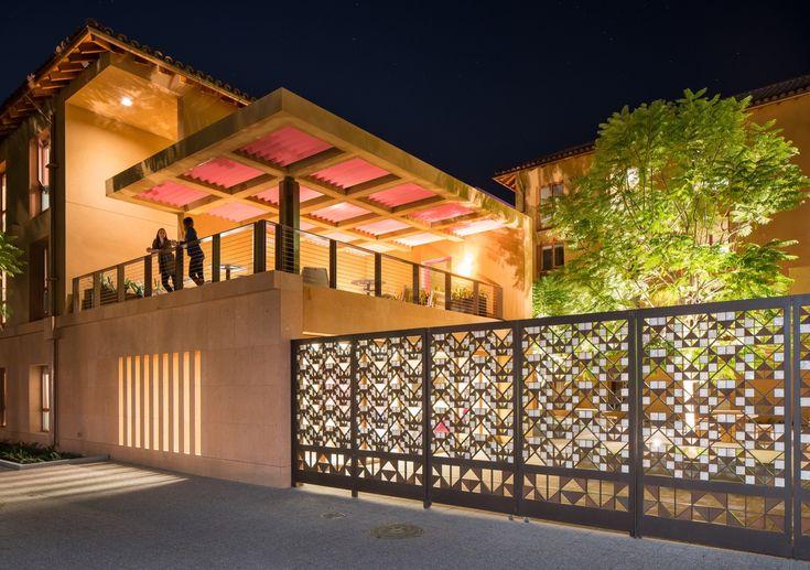Galería de Residencias Highland Hall Universidad de Stanford / LEGORRETA - 7