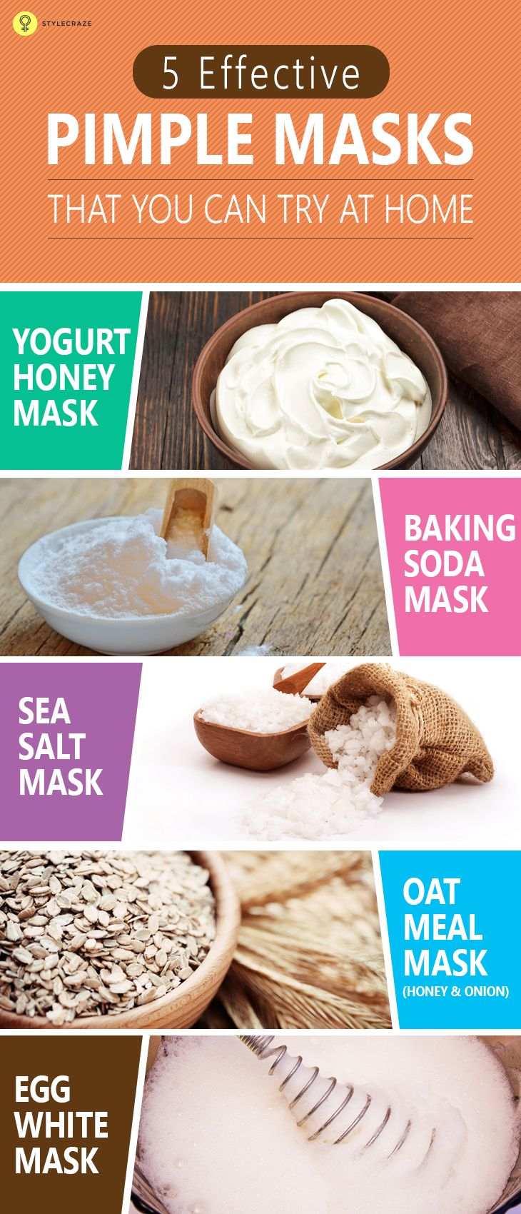 Many of us struggle through our teenage or even throughout our whole life mainly if we have oily skin , with this problem known as acne which is very common . But only a few knows that some effective easy to make home remedies can solve out or atleast lessen this problem and also do away with the spots that come with it