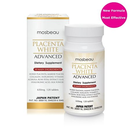 Placenta White Advanced Skin Bleaching Tablets - Google Search