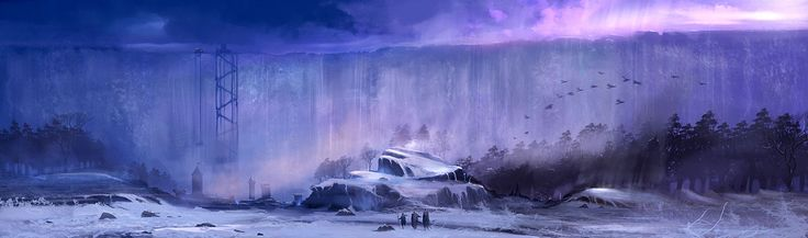 Google Image Result For Aidanmoher Blog Wp Content Uploads 2010 07 A Game Of Thrones Genesis Concept Artjpeg