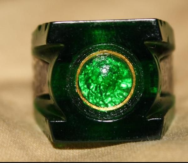I found 'Real Green Lantern Ring' on Wish, check it out!