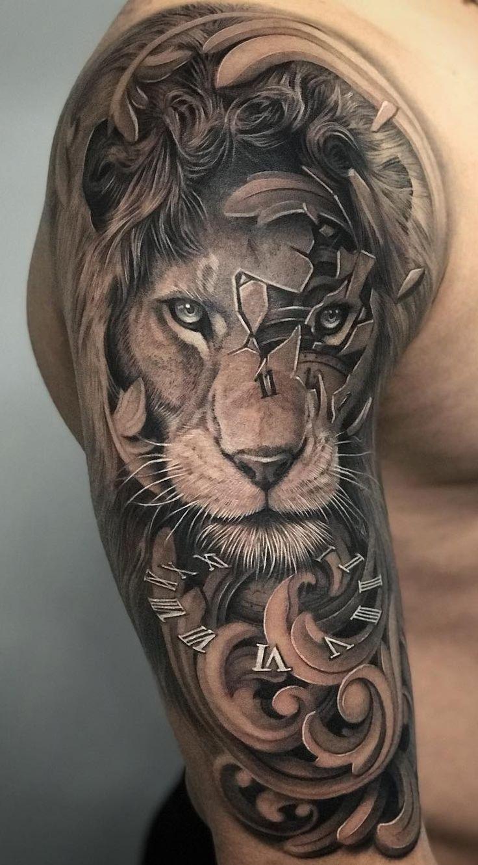 80 Fotos von männlichen Arm Tattoos | TopTattoos – Tätowierungen – # Arm #f …   – Tattoo