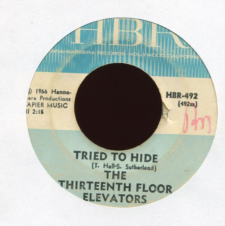 17 best images about 13th floor elevators 45 rpm ep on for 13th floor elevators you re gonna miss me