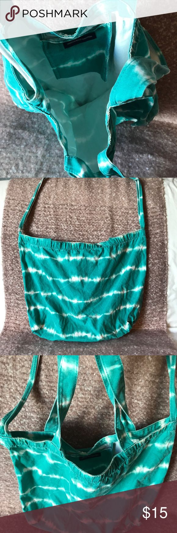 I just added this listing on Poshmark: Tie-dye bag. #shopmycloset #poshmark #fashion #shopping #style #forsale #American Eagle Outfitters #Handbags