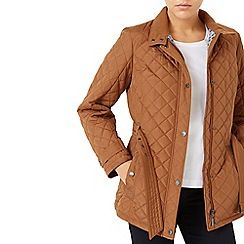 Dash - Luxury Quilted Coat