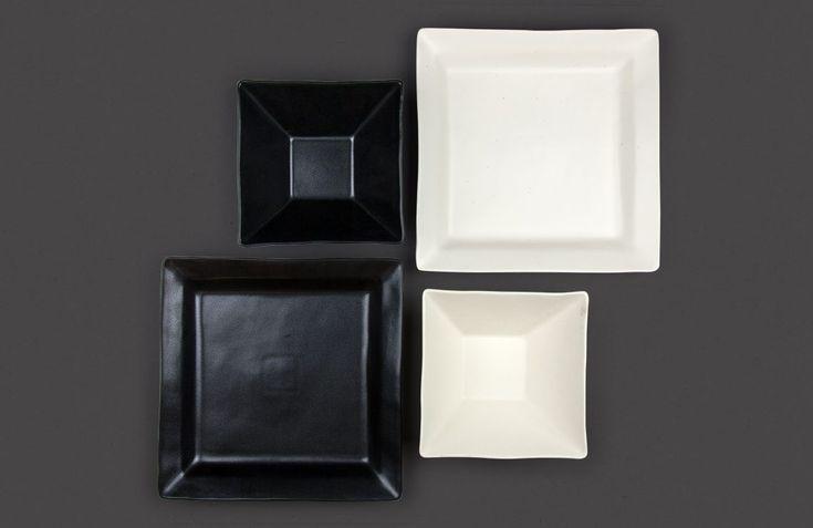 Shikaku Japanese Tableware Set - Nendo