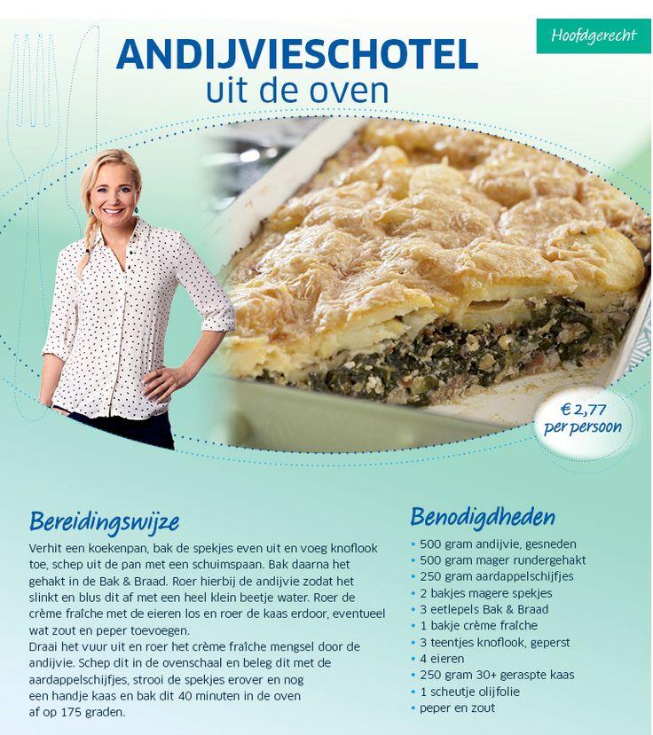 Andijvieschotel Sonja Bakker.