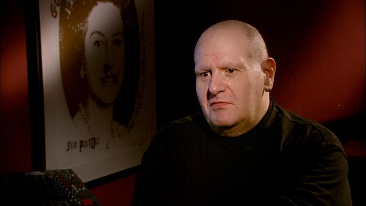 Marco Pirroni - Guitarist with Siouxsie And The Banshees.
