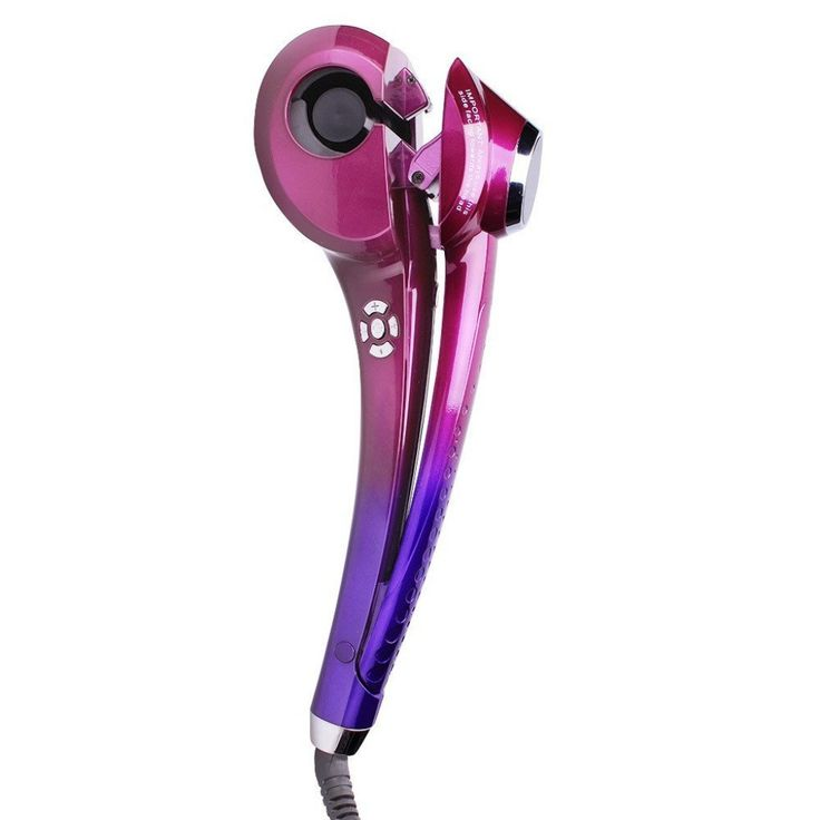 Best Automatic Hair Curler for your lovely hair to make your hair curly. #hair #curly #haircurler #automaticcurler #curlingmachine #curlingiron