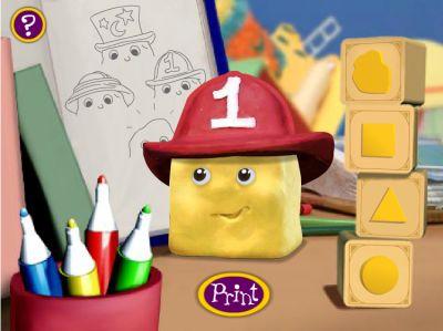 Actividades para Educación Infantil: Jugamos con las formas ANGLES365