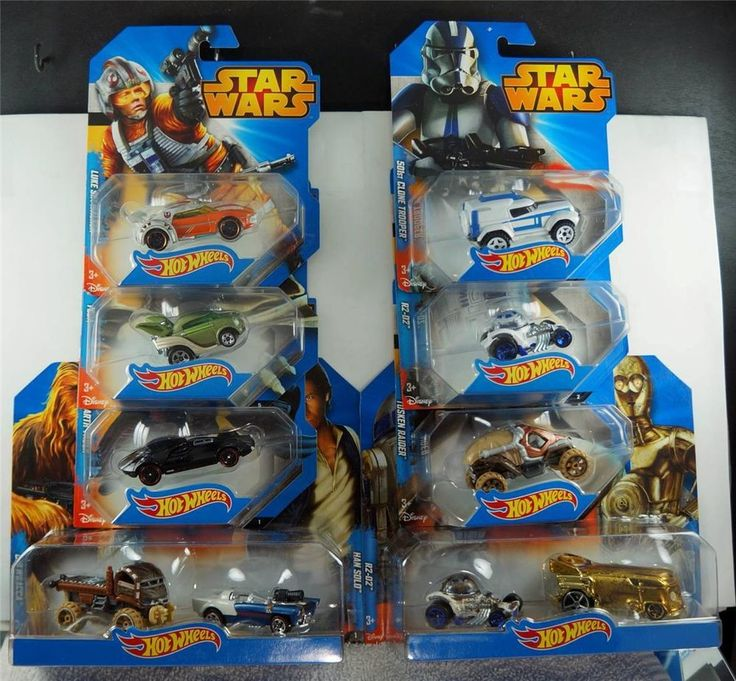hot wheels 1 64 lot of 10 2014 star wars c 3po vw drag bus hans solo r2 d2 darth 39 salem 39 s lot. Black Bedroom Furniture Sets. Home Design Ideas