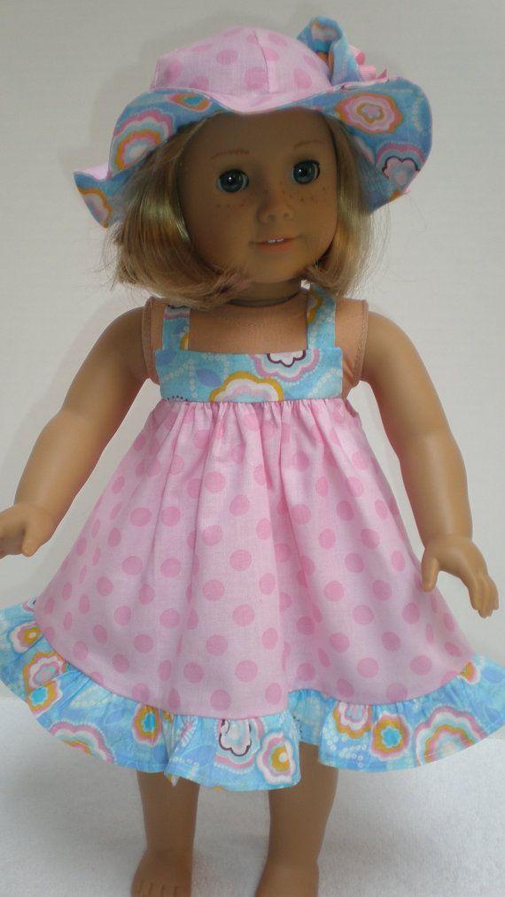 Handmade 18 Inch Doll Clothes fit American Girl by dollupmydoll, $20.00