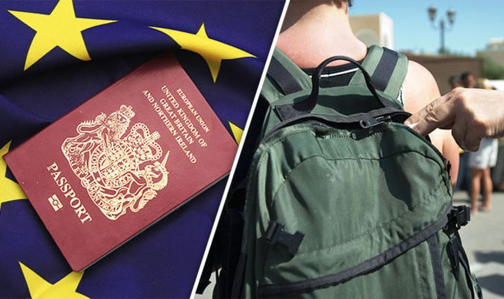 Passport: THIS is where you're most likely to have your passport stolen abroad