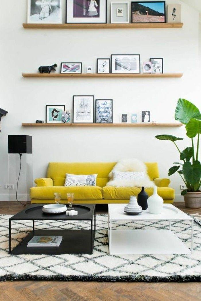 1000 id es sur le th me salons beiges sur pinterest. Black Bedroom Furniture Sets. Home Design Ideas