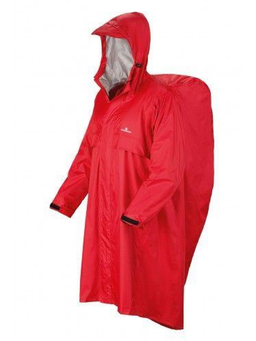 Αδιάβροχο Ferrino Trecker Κόκκινο S/M | www.lightgear.gr