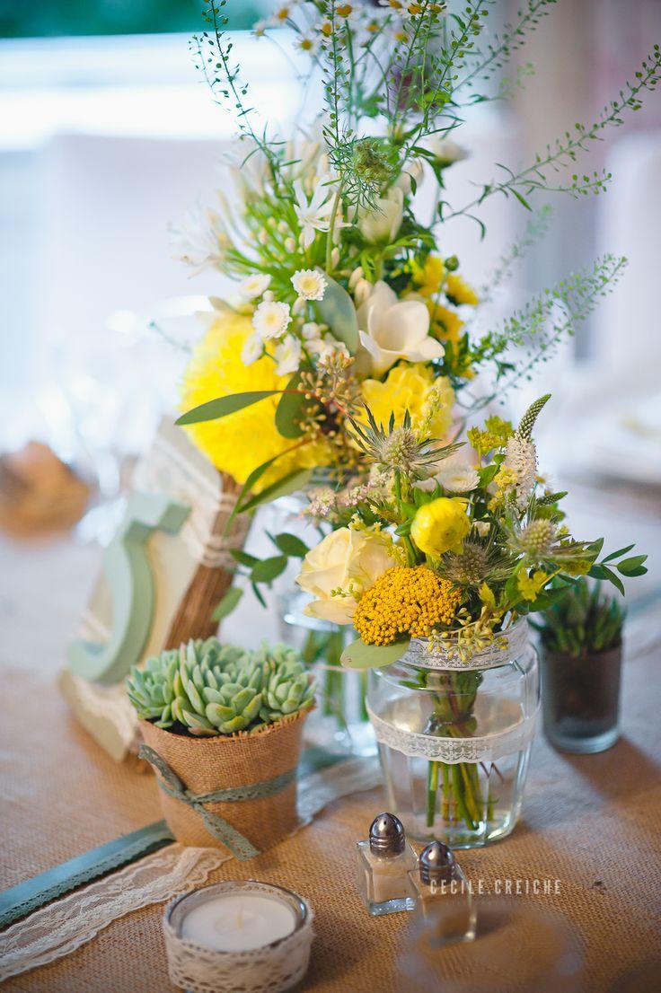 idée contenant bouquet
